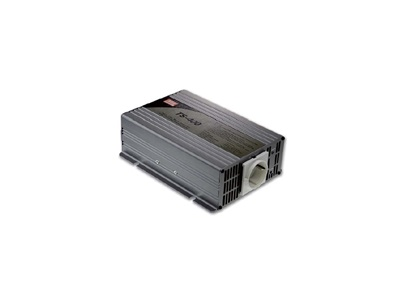 12V-230V  DC-AC 400W Színuszos inverter (TS-400-212B)- Mean Well