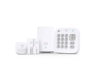 Anker, eufy Sensor Kit(Homebase 2+2*entry sensor+1 keypad+1 motion sensor)