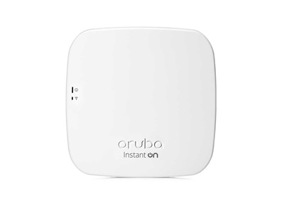 Aruba, Instant On AP12 (RW) Indoor AP 3x3 with DC Power Adapter and Cord (EU) Bundle