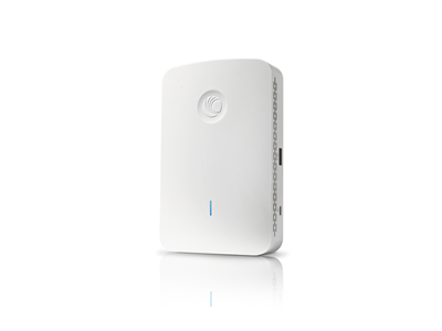 Cambium Networks, cnPilot e425H Indoor (EU) 802.11ac wave 2, Wall plate WLAN AP w/ single-gang wall bracket