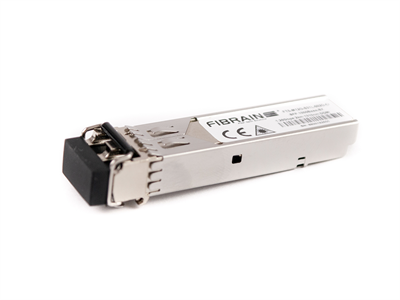 Fibrain, SFP modul, 1000Base-SLX, MMF, 1310nm, 2km, DDMI, CISCO kompatibils