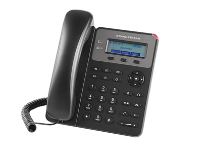 Grandstream, IP Enterprise Telefon GXP1610, 1 Line, LCD