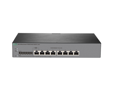 HP Enterprise, OfficeConnect 1920S 8Gbit Ports Manageable Ethernet Switch - 3 Layer Supported