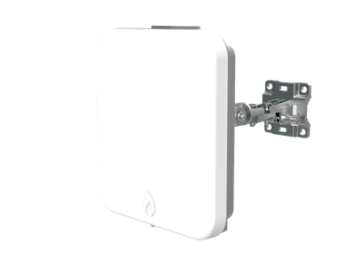IgniteNet, PTMP 60GHz + 5GHz BaseStation Integrated 18dBi (60GHz) and 14dBi (5GHz) 120 deg Sector Antenna, 2500Mbps +SFP