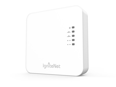 IgniteNet, Spark™ Wave2  Mini AC1200  - Dualband access point + PoE