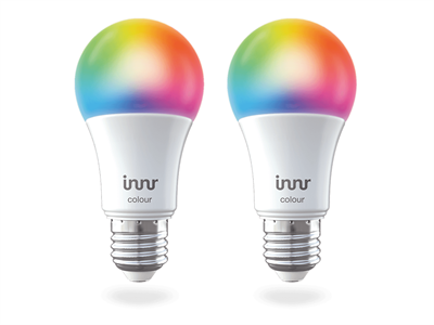 Innr, BULB - E27 Colour 806lm Z3.0 2-pack