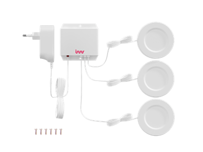 Innr, Puck (3-pack) + LED driver