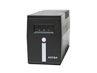 KSTAR, UPS Micropower 600VA USB, LED - Line-Int.