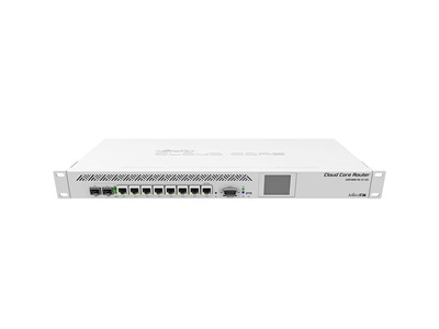 MikroTik, Cloud Core Router CCR1009-7G-1C-1S+