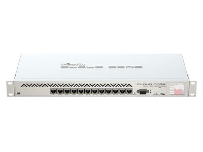 MikroTik, Cloud Core Router CCR1016 (12GbitLAN)
