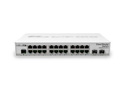 MikroTik, Cloud Router Switch CRS326-24G-2S+IN