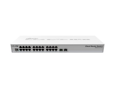 MikroTik, Cloud Router Switch CRS326-24G-2S+RM