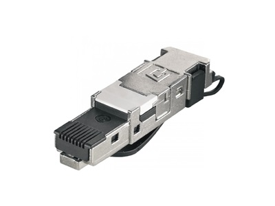 RACOM Connector RJ45 for Cat.7 INDOOR IP20 -40/+70°C Weidmüller
