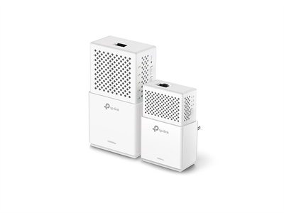 TP-Link, AV1000 powerline Adapter kit, (1xTL-PA7010 & 1xTL-WPA7510)