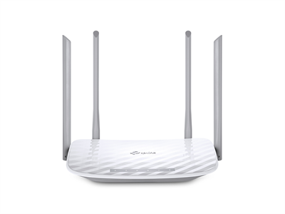 TP-Link , Archer C50, 1200 Mbit, 802.11ac Wireless Router, Dual Band