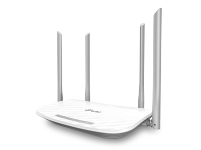 TP-Link , Archer C5, 1200 Mbit, 802.11ac Wireless Router, Dual Band