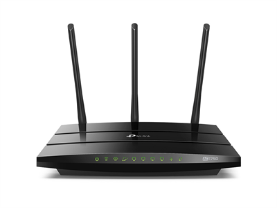 TP-Link Archer C7,  1750 Mbit, 802.11ac, Dual-Band Wireless Router