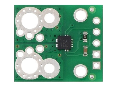TinyControl, Current sensor -31A + 31 A