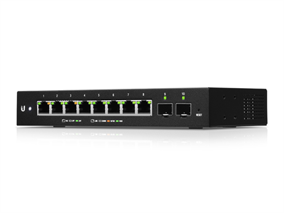 Ubiquiti, EdgeSwitch 10XP