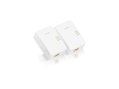 ZyXEL Homeplug hálózati Adapter 1300Mbps  Powerline Gigabit adapter